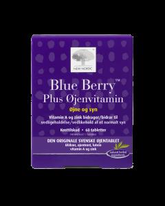 蓝莓清目片